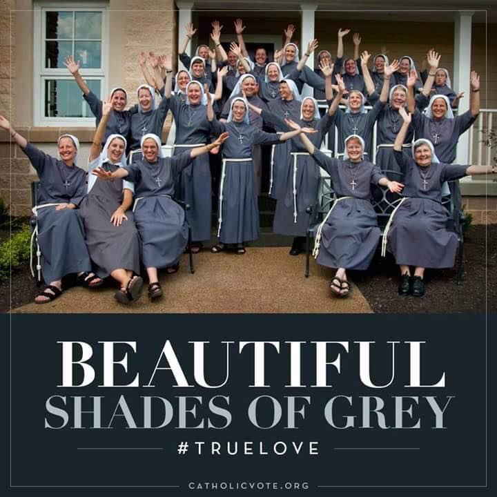 Beautiful Shades of Grey from @CatholicVote #Vocation #TrueLove #LOVEISON http://t.co/q0Co1Jw1Z9