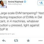 RT @kanchankumar: This is epic! CEC trolls AK!  This shall be known as Twitter era in political history of India :) http://t.co/PmXN11oBTX
