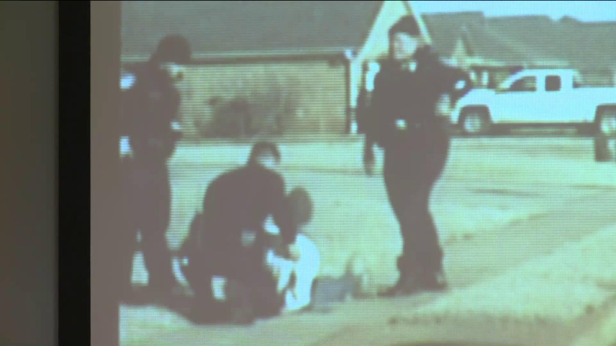 BREAKING: Madison police officer charged with assault, also recommended for termination http://t.co/YPCYwQ01CA http://t.co/TgtwGF6oHU