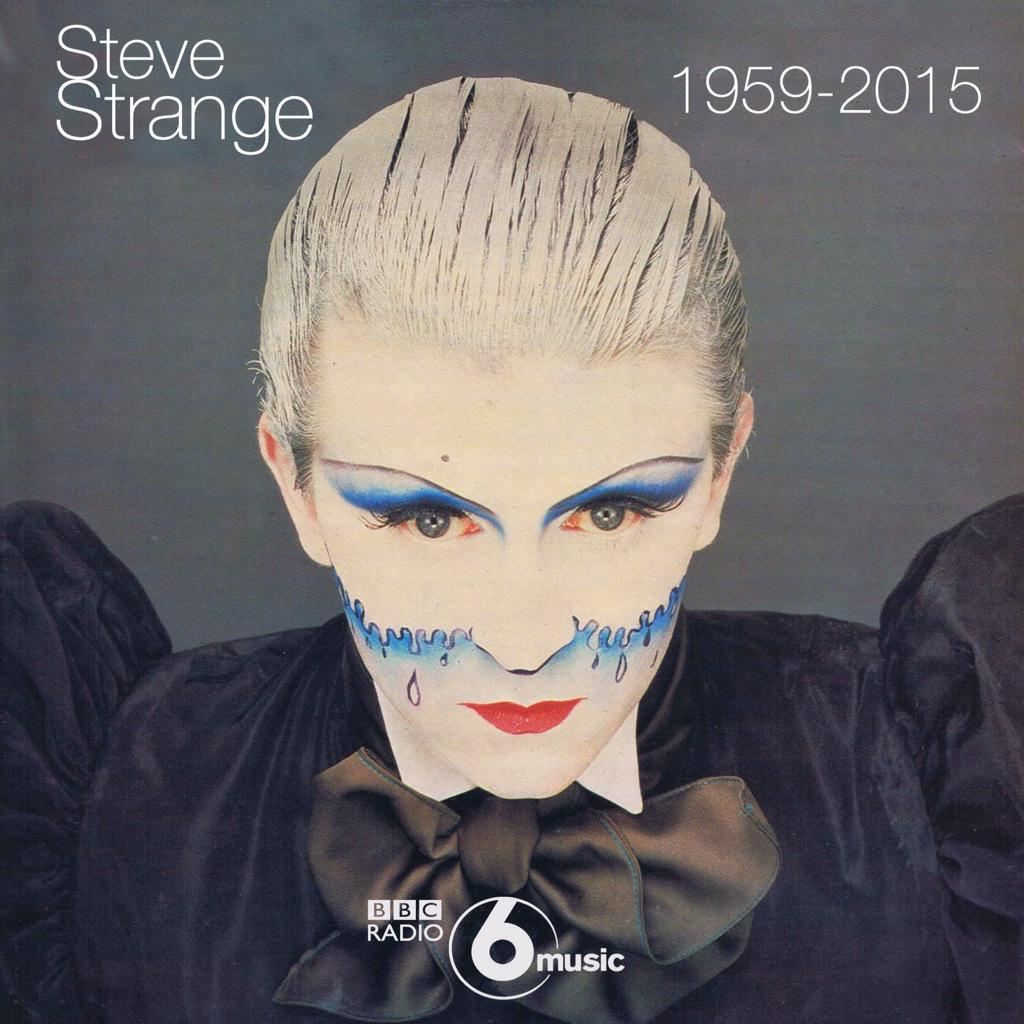 """One man on a lonely platform."" R.I.P Steve Strange. http://t.co/7LCkin7ati"