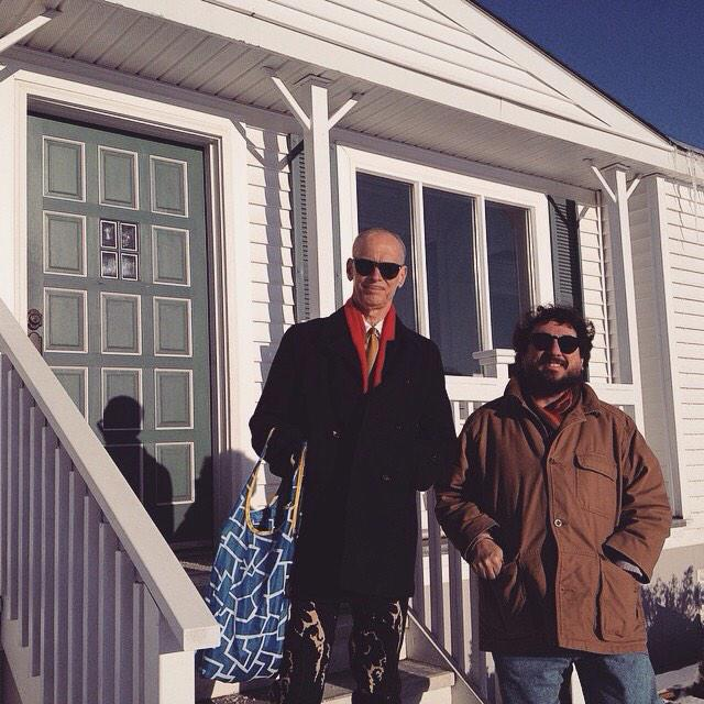 Guess who visited The Mobile Homestead today with Curator of Public Programs Greg Baise? http://t.co/t6J48qBLoK