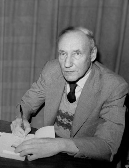 Iggy Pop Narrates Radio Documentary About William S. Burroughs - https://t.co/2lyvmjbODU http://t.co/3MAu0J0ORX