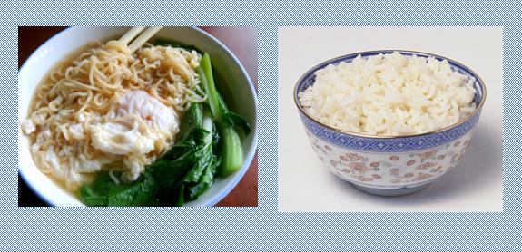 Ada Bahaya Mengancam Makan Mie Instan Dengan Nasi - AnekaNews.net