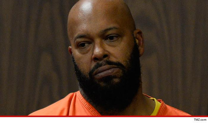 Suge Knight -- cops say it's a lie... there were NO gunmen!