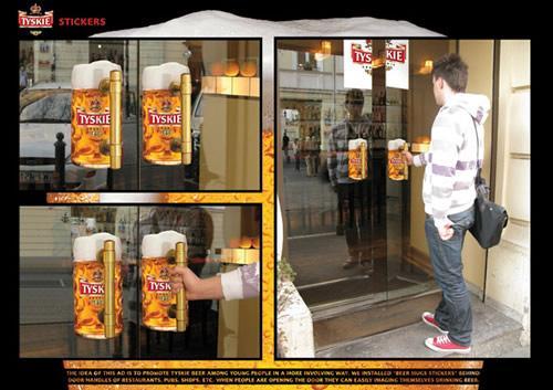 손잡이가 맥주잔으로 되어있으면 맥주가 더 마시고 싶어질까요?^^ #마케팅 #광고 #경영 http://t.co/jTEC1Xskmd
