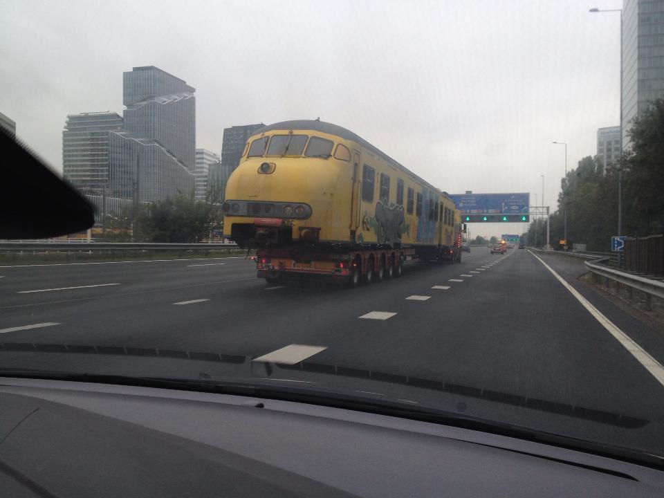 De #NS doet er álles aan om reizigers op tijd op hun bestemming te krijgen. http://t.co/7JStcjx2KH