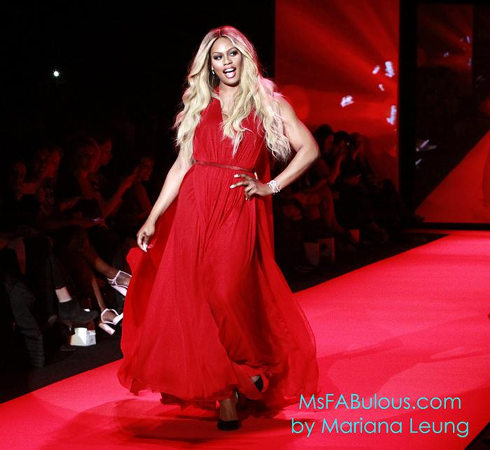 You were beyond FIERCE...Here's my photo of you @Lavernecox @goredforwomen @American_Heart http://t.co/EECDFpQcyV