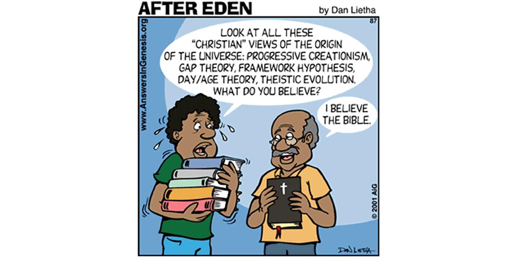 """I believe the Bible"" . . . Do you?  #bible http://t.co/l4vZGrqIZ1"