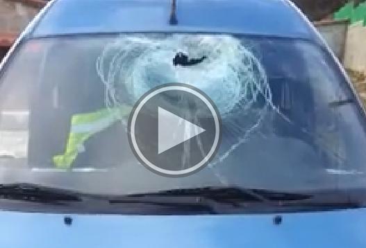 VÍDEO Diversos conductors denuncien apedregaments a la #C17 a l'alçada de la Garriga http://t.co/lNCmbJzdSI http://t.co/2cWosAjSa0