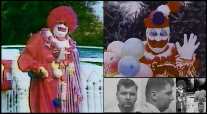 clown serie killer