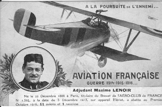 Forgotten Ace Among Greatest WW1 Pilots – Maxime LENOIR Destiny http://t.co/gg2rPDMN6R  #Aviation #history http://t.co/LSuUkOwO2t