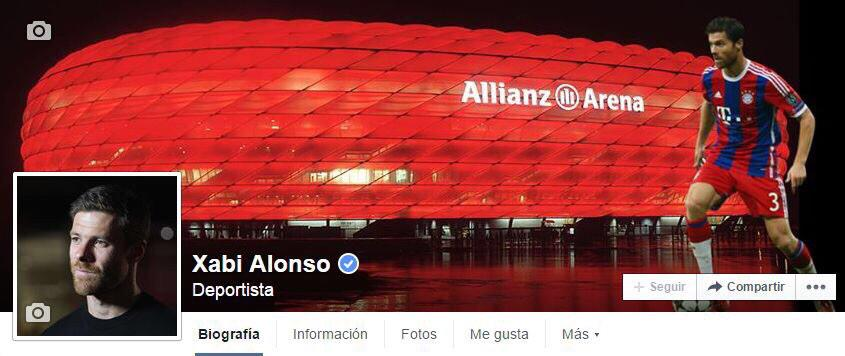 RT @XabiAlonso: Hello, @facebook! https://t.co/mwnpobe4kq http://t.co/8WCoG5xTLj