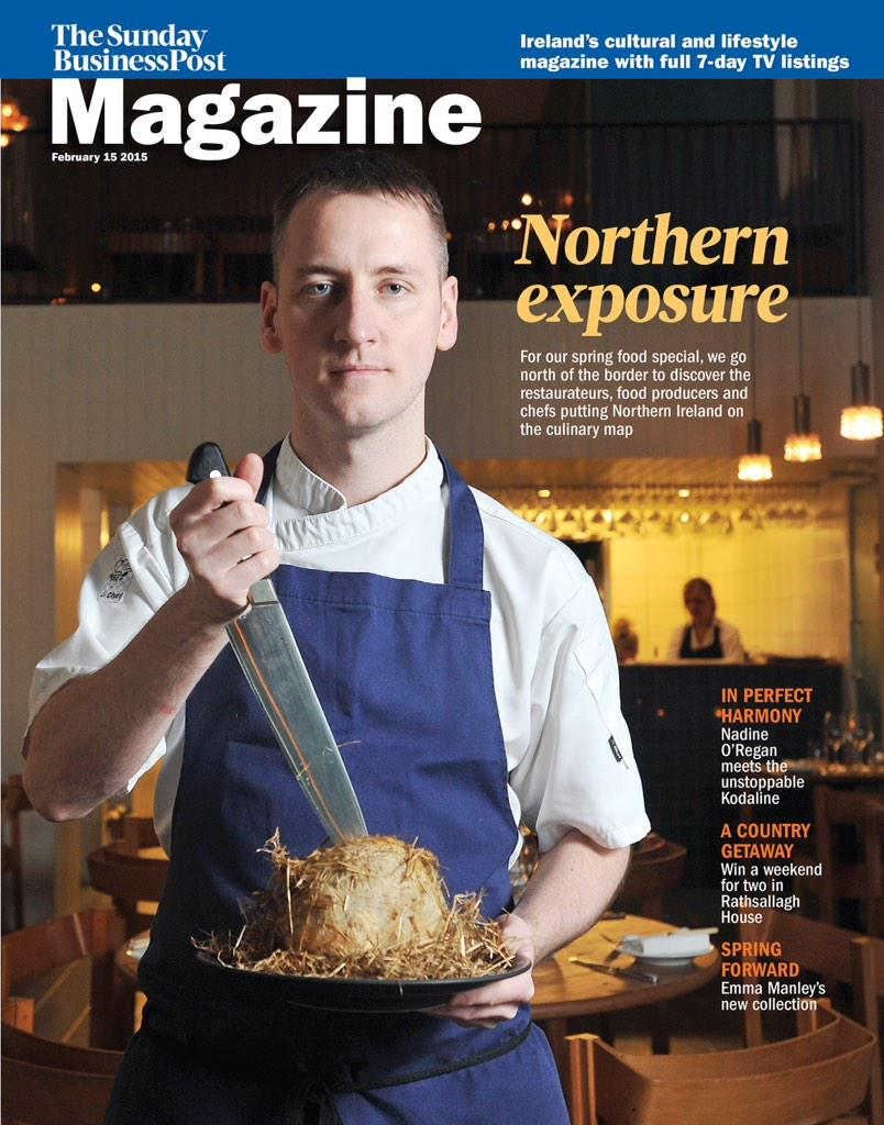 There's @oxbelfast on the cover of the @sundaybusiness spring food special on Sunday...don't miss it! http://t.co/kvBm4XQyxW