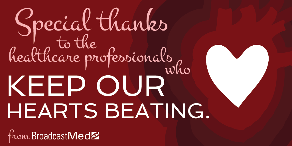 Thanks for keeping our hearts healthy! View CME & cardiac procedures here: http://t.co/L1IkxIB6QQ | #ValentinesDay http://t.co/YRK8O1KtLF