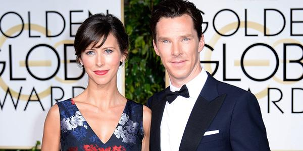 How romantic! Benedict Cumberbatch will marry Sophie Hunter on Valentine's Day