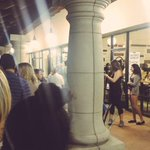 Big line for the new @pieology in Westlake Village. Yum! http://t.co/T1gyVXCTiv