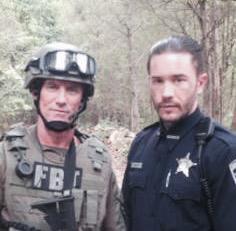RT @TomPelphrey: I'm with FBI agent @BobbyBurke.  Awesome guy and great actor.  #Banshee @Cinemax http://t.co/V7YHo9mmem