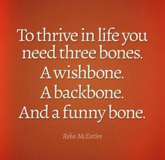Today S Weekend Wisdom Comes From Country Singer Reba Mcentire