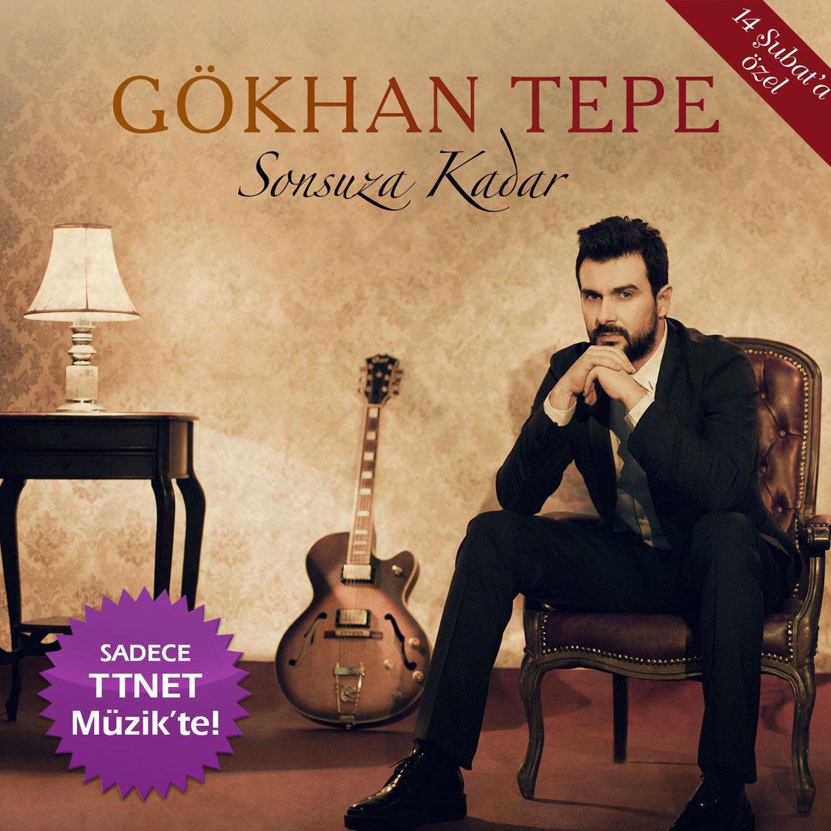 Gökhan Tepe'den 14 Şubat'a özel yeni single! Sonsuza Kadar, sadece ama sadece TTNET Müzik'te! http://t.co/mGAwlFzZTJ http://t.co/ExQSs2qwjr