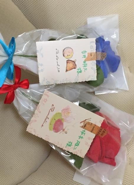 担「明久と雄二宛にバレンタインのプレゼントが届きましたよ」 僕「本当ですか!? 快挙ですね!」 担「井上さん。彼ら主人公ですよ?」  というわけで、二人に花を頂きました。 チョコじゃないあたり、あの二人にはピッタリだと思います。 http://t.co/cvp4BcciWE