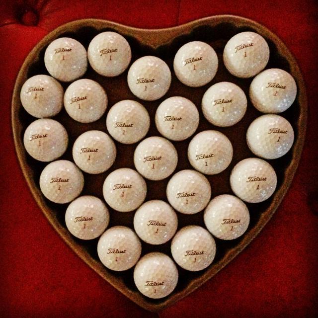 Happy Valentines Day! ⛳️