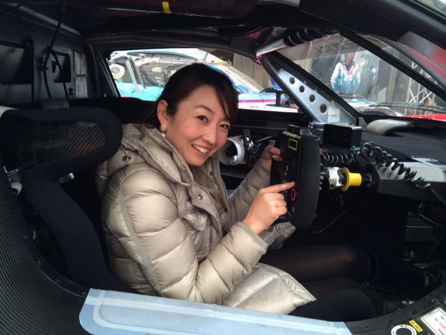 2月22日の放送は大阪オートメッセ!昨日ロケしました。谷口信輝選手と吉本大樹選手も登場します。#supergt  #supergt_plus http://t.co/7Go30pW9dB