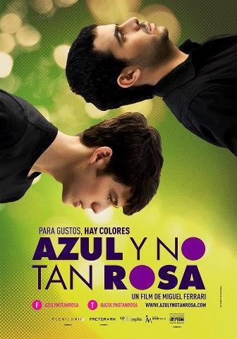 La pelicula Venezolana, Azul y no tan Rosa ha vendido hasta la fecha 204 mil 070 taquillas y sigue en las salas de cine http://t.co/bzxXK1J2