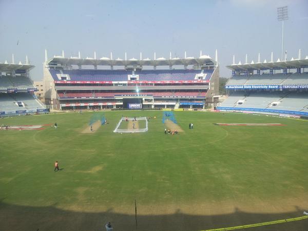 Ranchi Cricket Stadium