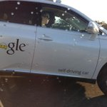 Was so tempted to cut off Google self-driving car on commute today just to freak out the passenger/engineers. http://t.co/0eDtN6ou