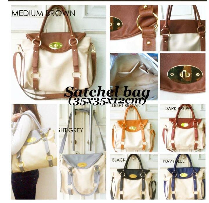 SATCHEL BAG - IDR 190 http://t.co/NfMkXoz9