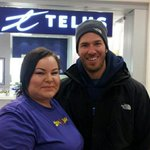 RT @btonii: @jparencibia9 dropped by my work this morning. Thanks for making my day