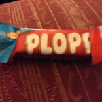 I do like a nice bite of Plop (via @PandaFeets) Matinee tomorrow, night night