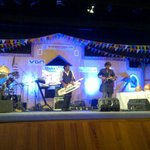 Jst watched a Splendid show by my dear frnd Mandolin Rajesh,Stephen Devassy,Uma Shankar n the Legend Shivamani.!!:))