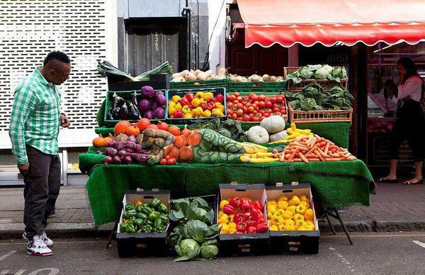 Wat ligt er daar tussen de groenten? http://t.co/s023m36l