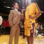 #GoLakers RT @DuranSports: Post game @kobebryant interviewed by @LakersReporter