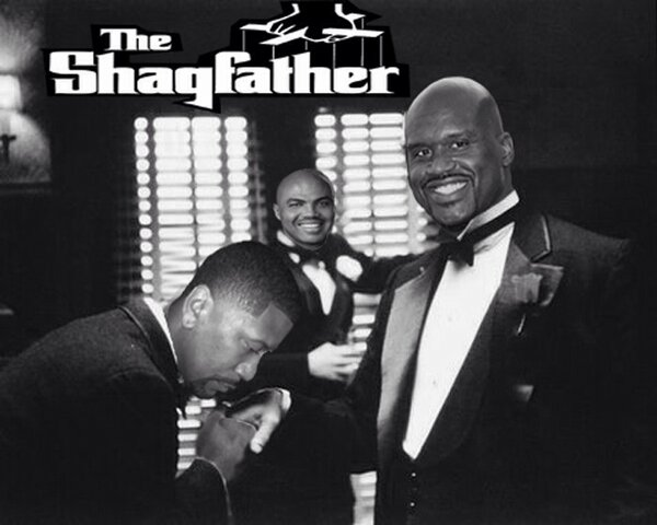 SHAQ (@SHAQ): Free throw comments Dnt work jalen rose, just like they didnt work in the finals against indiana. Now kiss my 4 rings http://t.co/jmkjlDWb