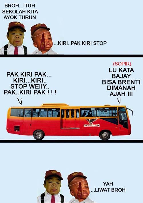 RT @thepopoh: ada anak SD baru naek Trans Jakarta = http://t.co/YHCj7cbq