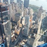 #Manhattan view from the Top of #WT1 http://t.co/PEvutQJ7vX #freedomtower #nyc http://t.co/QuUKlcHH
