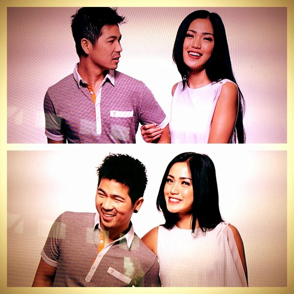 Erick Bana Iskandar (@erickiskandar): What we've done today! Cool w/ ❤ @jess_iskandar http://t.co/hCdRsbxP