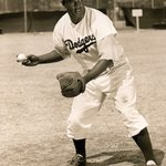 The great Jackie Robinson would have turned 94 today. Happy birthday, Jackie. #tbt >>