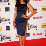 There you go! At the @filmfare awards last night!