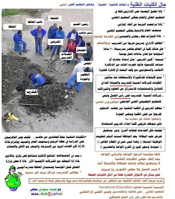 """صوت موظفي المؤسسة (@tvtct): """"@itvtc123: @tvtc444  صورة من المنتدى نرجوا النشر من الجميع ليصل صوتنا #السعودية #ksa مع الشكر لمصممها http://t.co/FVn9S1hX"""""""