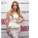 RT @lorenzomartini: @JLo  looking stunning at the #Parker screening in NYC tonight!!