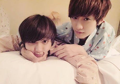 B1A4 sandeul dan jinyoung  B1a4 Sandeul And Jinyoung
