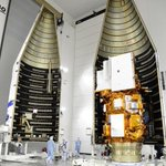 Next #Landsat satellite ready to ride to space Feb 11 tucked inside the payload fairing at Vandenberg AFB, CA.