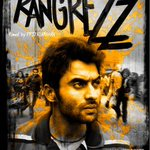 "Well done Jaggu, looking good""@jackkybhagnani: Ok guys here u go first look #Rangrezz hope u guyz like it @BeRangrezz"