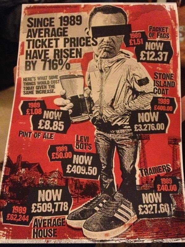 BBzrQxGCMAA9Crb The banner & leaflet Liverpool fans will be taking to Arsenal on Wednesday night