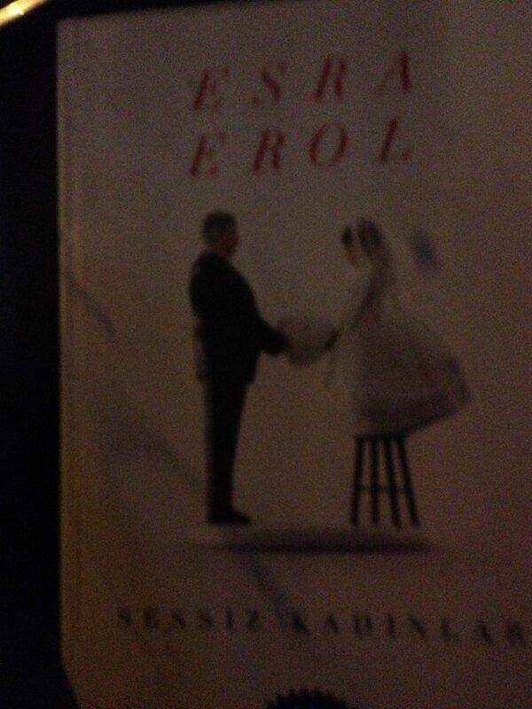 Bihter Erol Çaltıllı (@BihterErol1): Yoğun trafiği hissetmenin en güzeli yani kitabını okumak