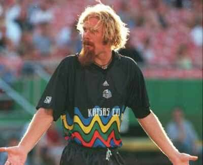 Alexi Lalas's Twitter Photo