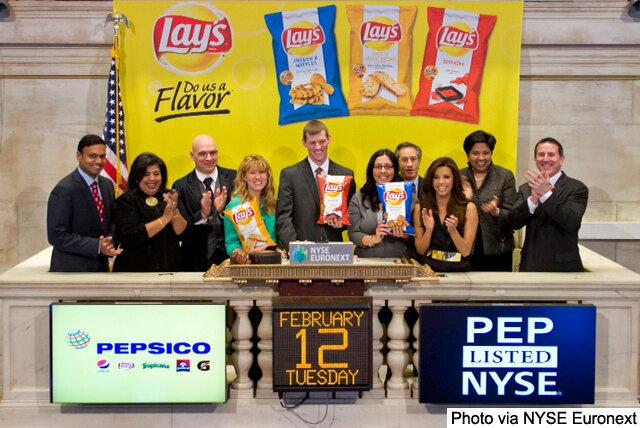 PepsiCo's Twitter Photo
